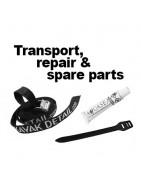 Transport et réparation
